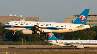 B-9915 - Airbus A320-232 - China Southern Airlines
