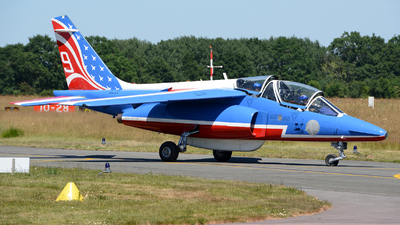 E139 - Dassault-Breguet-Dornier Alpha Jet E - France - Air Force