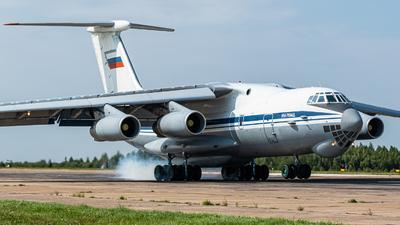 RF-86872 - Ilyushin IL-76MD - Russia - Air Force