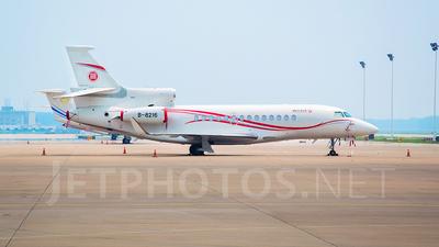 B-8216 - Dassault Falcon 7X - Private