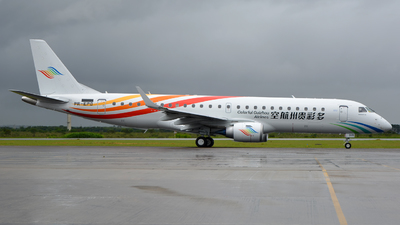 PR-EPO - Embraer 190-100LR - Colorful Guizhou Airlines
