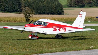 OE-DPB - Piper PA-28-180 Cherokee - Private