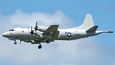161593 - Lockheed P-3C Orion - United States - US Navy (USN)