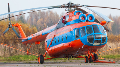 RA-25588 - Mil Mi-8TB Hip - Vologda Air