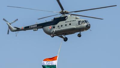 Z2968 - Mil Mi-17 Hip - India - Air Force