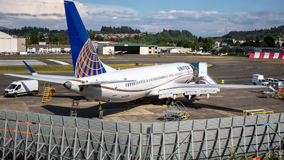 N47505 - Boeing 737-9 MAX - United Airlines