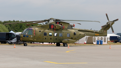 M-504 - Agusta-Westland EH-101 Merlin Mk.512 - Denmark - Air Force