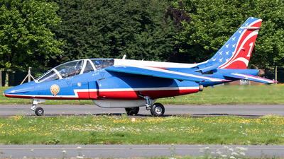 E79 - Dassault-Breguet-Dornier Alpha Jet E - France - Air Force