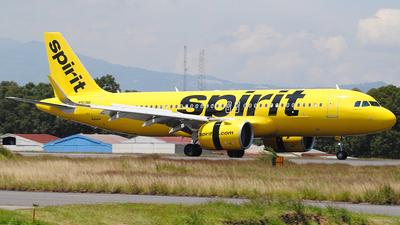 N923NK - Airbus A320-271N - Spirit Airlines