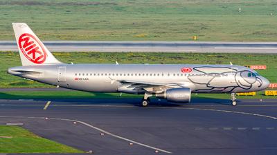 OE-LEA - Airbus A320-214 - Niki