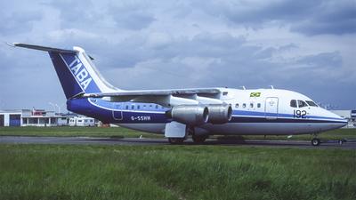 G-SSHH - British Aerospace BAe 146-100 - TABA Transportes Aéreos Regionais da Bacia Amazónica