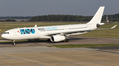 TC-MCN - Airbus A330-343 - MNG Airlines