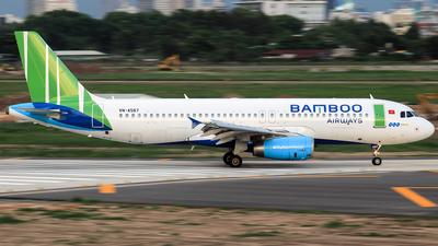 VN-A587 - Airbus A320-232 - Bamboo Airways