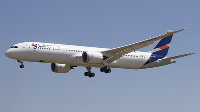 CC-BGP - Boeing 787-9 Dreamliner - LATAM Airlines
