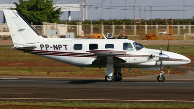 PP-NPT - Piper PA-31T1 Cheyenne I - Private