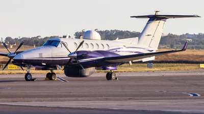N358ER - Beechcraft B300 King Air 350ER - Sierra Nevada Corporation