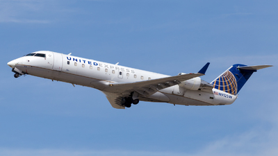 A picture of N912SW - Bombardier CRJ200ER - United Airlines - © HA-KLS