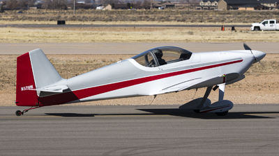 N52HM - Vans RV-6 - Private