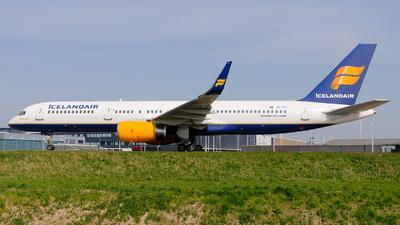 TF-FII - Boeing 757-208 - Icelandair