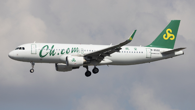 B-8592 - Airbus A320-214 - Spring Airlines