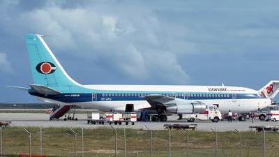 OY-APU - Boeing 720-051B - Conair of Scandinavia