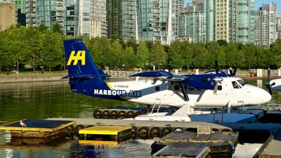 C-FGQH - De Havilland Canada DHC-6-100 Twin Otter - Harbour Air