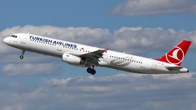 TC-JRI - Airbus A321-231 - Turkish Airlines