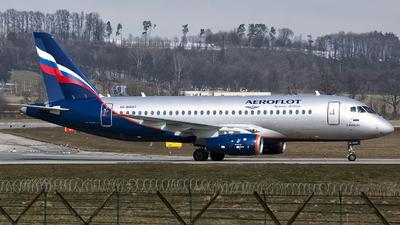 RA-89007 - Sukhoi Superjet 100-95B - Aeroflot