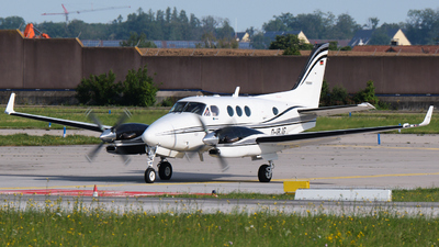 D-IBJG - Beechcraft C90A King Air - Private