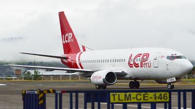 N2106A - Boeing 737-55S - LC Perú