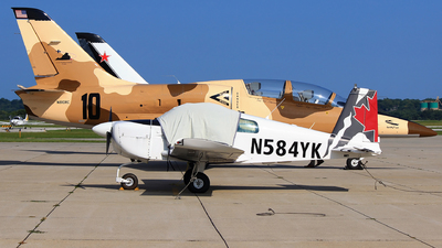 N584YK - Grumman American AA-1B Trainer - Private