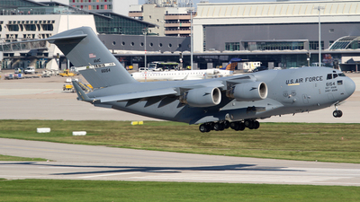 06-6154 - Boeing C-17A Globemaster III - United States - US Air Force (USAF)