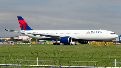 A picture of N406DX - Airbus A330941 - Delta Air Lines - © Patrick Dariagan - Philippine Aviators
