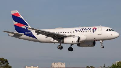 PR-MAO - Airbus A319-132 - LATAM Airlines