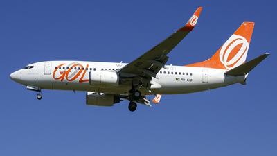 PR-GID - Boeing 737-76N - GOL Linhas Aéreas