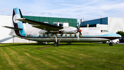 D-AELL - Fokker F27-200 Friendship - Untitled