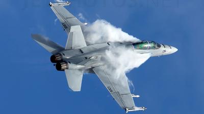 166790 - Boeing F/A-18F Super Hornet - United States - US Navy (USN)