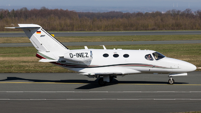 D-INEZ - Cessna 510 Citation Mustang - Private