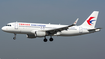 B-8975 - Airbus A320-214 - China Eastern Airlines