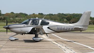 N842VV - Cirrus SR22T-GTS G6 Platinum - Private