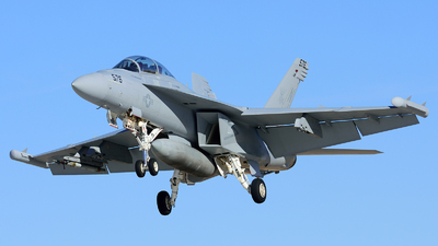 168769 - Boeing EA-18G Growler  - United States - US Navy (USN)