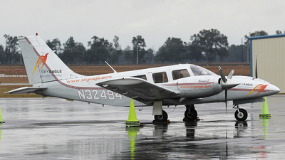 N32494 - Piper PA-34-200T Seneca II - Private