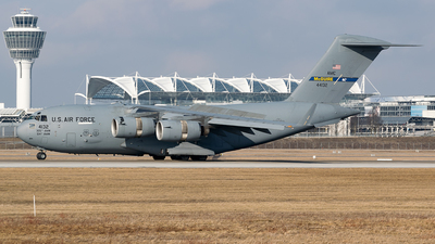 04-4132 - Boeing C-17A Globemaster III - United States - US Air Force (USAF)