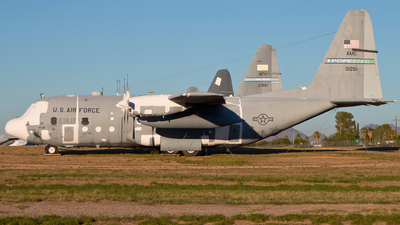 70-1261 - Lockheed C-130E Hercules - United States - US Air Force (USAF)