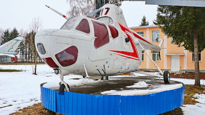 17 - Mil Mi-1 Hare - Belarus - DOSAAF