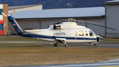N280TR - Sikorsky S-76B - Private
