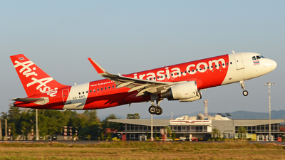 A picture of HSBBD - Airbus A320216 - AirAsia - © Tek