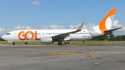 A picture of PRGZI - Boeing 73786N - GOL Linhas Aereas - © JAKA