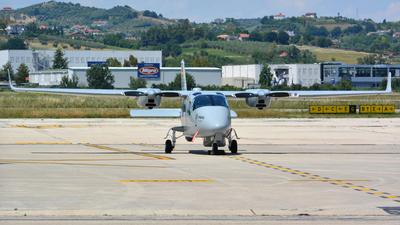 EC-LUM - Tecnam P2006T - Spain - Guardia Civil