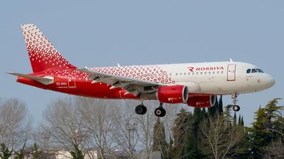 A picture of VQBAU - Airbus A319111 - Rossiya - © Alexander Lebedev